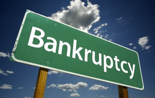 why do people file for bankruptcy